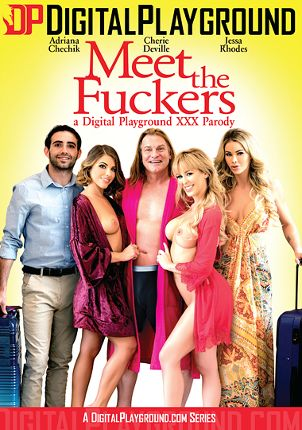 Straight Adult Movie Meet The Fuckers: A Digital Playground XXX Parody