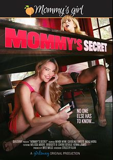 Mommy's Secret, starring Carolina Sweets, Mindi Mink, Moka Mora, Melissa Moore, Kenna James, Cherie DeVille and Bridgette B., produced by Mommys Girl and Girlsway.