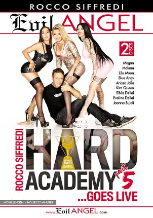 Straight Adult Movie Rocco Siffredi Hard Academy 5... Goes Live