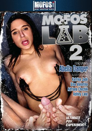 MOFOS Lab 2, starring Abella Danger, Gina Valentina, Katrina Jade, Adriana Chechik and Ashley Lane, produced by MOFOS.