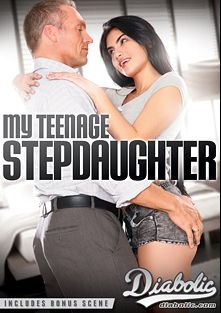 My Teenage Stepdaughter, starring Michelle Martinez, Charlotte Cross, Katy Kiss, Ziggy Star, Tommy Pistol, Marcus London, Tommy Gunn and Mark Wood, produced by Diabolic Digital.