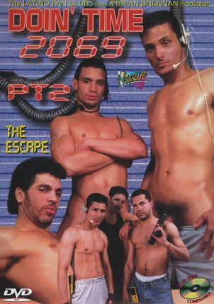 Gay Adult Movie Doin' Time 2069 2