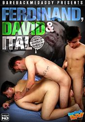 Gay Adult Movie Ferdinand, David And Italo