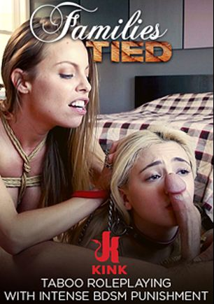 Anal Housewife Trains Son's Bratty Girlfriend, starring Jane Wilde, Britney Amber and Seth Gamble, produced by Families Tied and Kink.