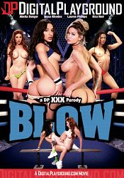 Straight Adult Movie Blow: A DP XXX Parody