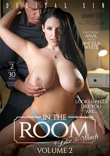 In The Room: I Like To Watch 2, starring Angela White, Kendra Spade, Gina Valentina, Dolly Leigh, Alison Tyler, James Deen and Steve Holmes, produced by Digital Sin.