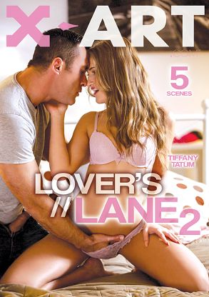 Straight Adult Movie Lover's Lane 2 - front box cover