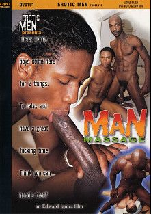 Man Massage, starring Little Blundt, Christopher Young, Mr. Bigg, Koby Bird, Flex Deon, Christopher Zale, Ethan Starr and Bobby Blake, produced by Erotic Men and K-Beech.