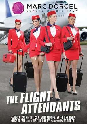 Straight Adult Movie The Flight Attendants
