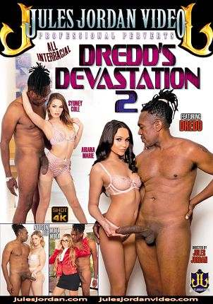 Straight Adult Movie Dredd's Devastation 2