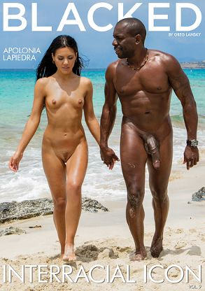 Straight Adult Movie Interracial Icon 9 - front box cover