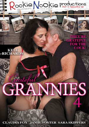 Straight Adult Movie Grateful Grannies 4