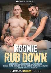 Gay Adult Movie Roomie Rub Down
