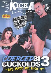 Straight Adult Movie Coerced Bi Cuckolds 3: She Made Me Suck It