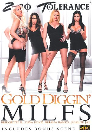 Straight Adult Movie Gold Diggin' MILFs