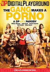 Straight Adult Movie The Gang Makes A Porno: A DP XXX Parody