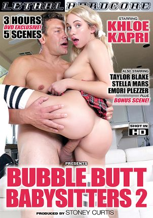 Straight Adult Movie Bubble Butt Babysitters 2