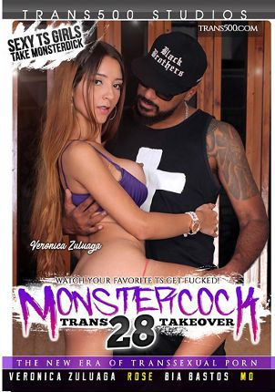 Straight Adult Movie Monstercock: Trans Takeover 28