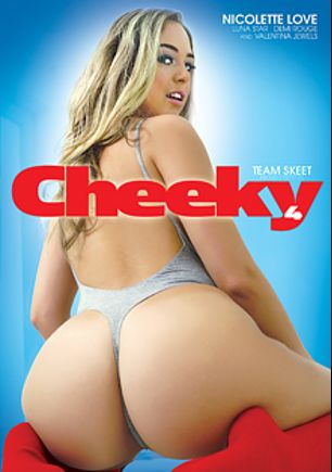 Cheeky 4, starring Nicolette Love, Valentina Jewels, Demi Lopez and Luna Star, produced by Team Skeet.