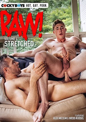 Gay Adult Movie Raw 4: Stretched