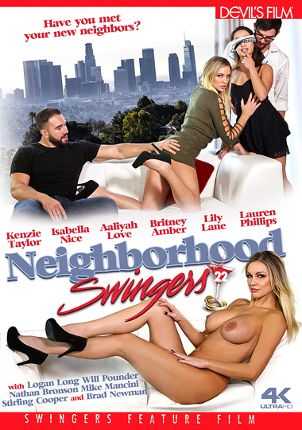 Straight Adult Movie Neighborhood Swingers 22