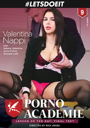 Straight Adult Movie Porno Academie 9: Final Test