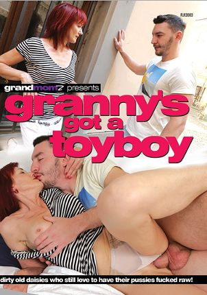 Straight Adult Movie Granny's Got A Toyboy
