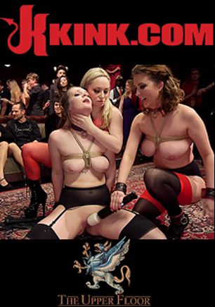 The Final Upper Floor Orgy P. 1, starring Nora Riley, Cherry Torn, Aiden Starr, Casey Calvert and Ramon Nomar, produced by Kink.