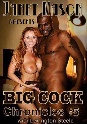 Straight Adult Movie Big Cock Chronicles 5 - front box cover
