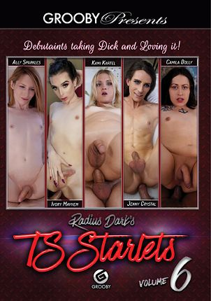 Straight Adult Movie Radius Dark's TS Starlets 6