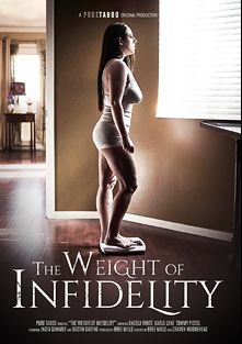 The Weight Of Infidelity, starring Angela White, Dustin Daring, Tommy Pistol, Karla Lane and India Summer, produced by Pure Taboo.