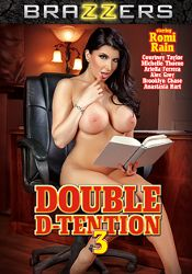 Straight Adult Movie Double D-Tention 3