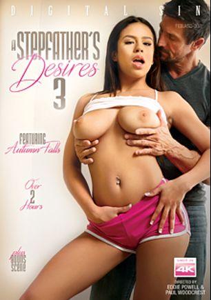 A Stepfather's Desires 3, starring Autumn Falls, Lyra Lockhart, Jane Wilde, Miranda Miller (f), Tommy Gunn and Ramon Nomar, produced by Digital Sin.