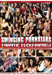Straight Adult Movie Swinging Pornstars: Fanatic Fuckfriends
