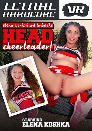 Straight Adult Movie Elena Works Hard To Become The Head Cheerleader