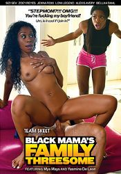 Straight Adult Movie Black Mama's Family Threesome