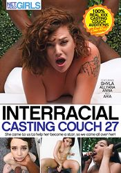 Straight Adult Movie Interracial Casting Couch 27