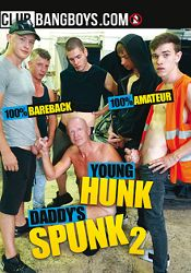 Gay Adult Movie Young Hunk Daddy's Spunk 2