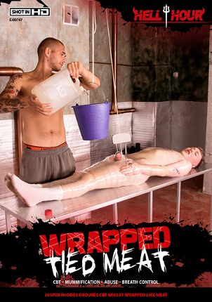 Gay Adult Movie Wrapped Tied Meat