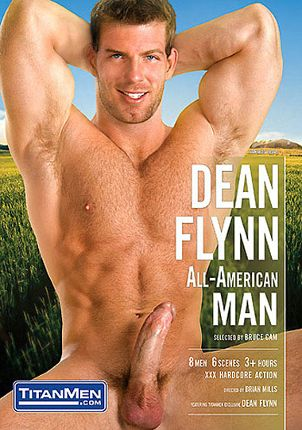 Gay Adult Movie Dean Flynn All American Man