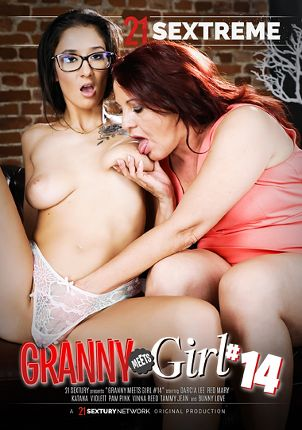 Straight Adult Movie Granny Meets Girl 14