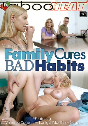 Straight Adult Movie Vanessa Cage In Family Cures Bad Habits