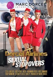 Straight Adult Movie Dorcel Airlines: Sexual Stopovers