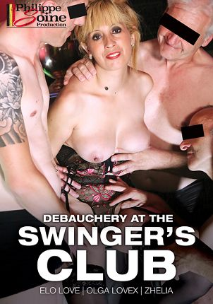 Straight Adult Movie Debauchery At The Swinger's Club
