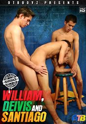Gay Adult Movie William, Deivis, And Santiago