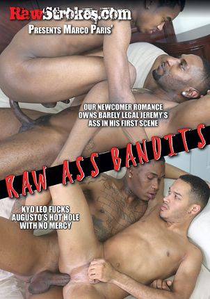 Gay Adult Movie Raw Ass Bandits