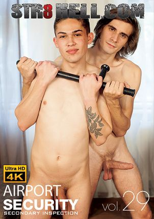 Gay Adult Movie Airport Security 29