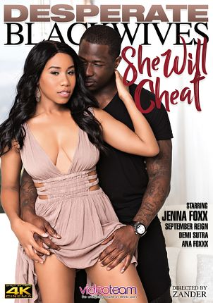 Straight Adult Movie Desperate Blackwives: She Will Cheat