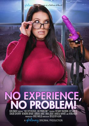 Straight Adult Movie No Experience, No Problem - front box cover