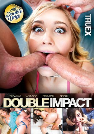 Straight Adult Movie Double Impact